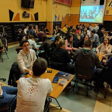 Behind the scenes – Teltház a Kazánban