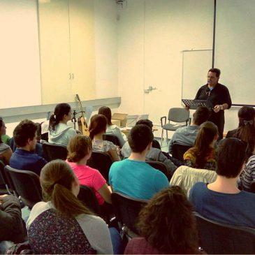 A Debreceni Kékkereszt Csoport látogatása a Kassai úti Közösségünkben