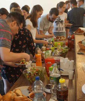 Évzáró mulatság: A grillparty